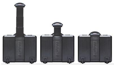 parat rollen koffer cp 7 werkzeugkoffer cargo trolley rollenkoffer 4006793429710 ebay. Black Bedroom Furniture Sets. Home Design Ideas